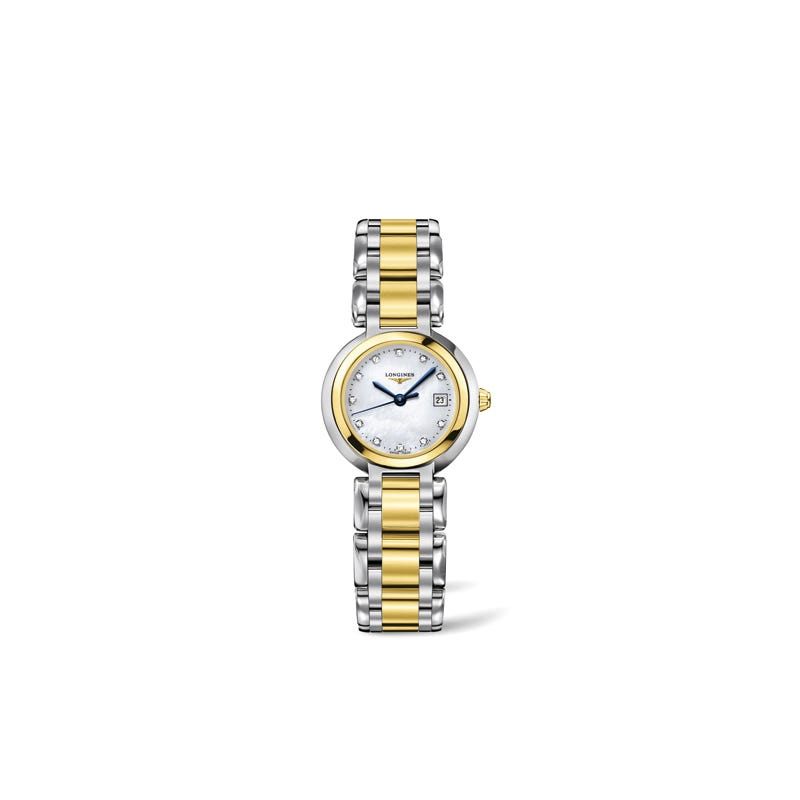 Longines PrimaLuna Two-Tone Watch