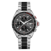TAG Heuer Formula 1 Calibre 16 Automatic Chronograph Men's Ceramic and Stainless Steel Watch