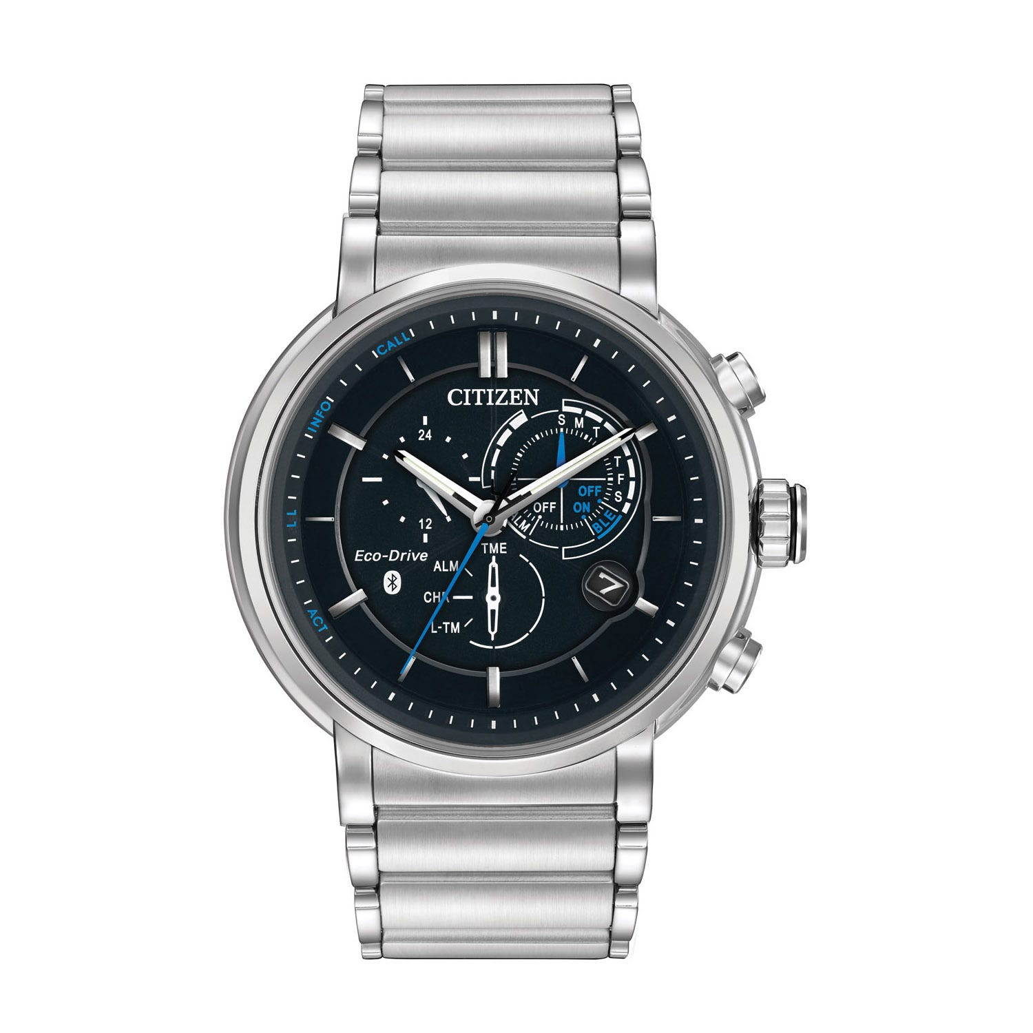 Citizen Eco-Drive Proximity Men's Bluetooth Chronograph Watch