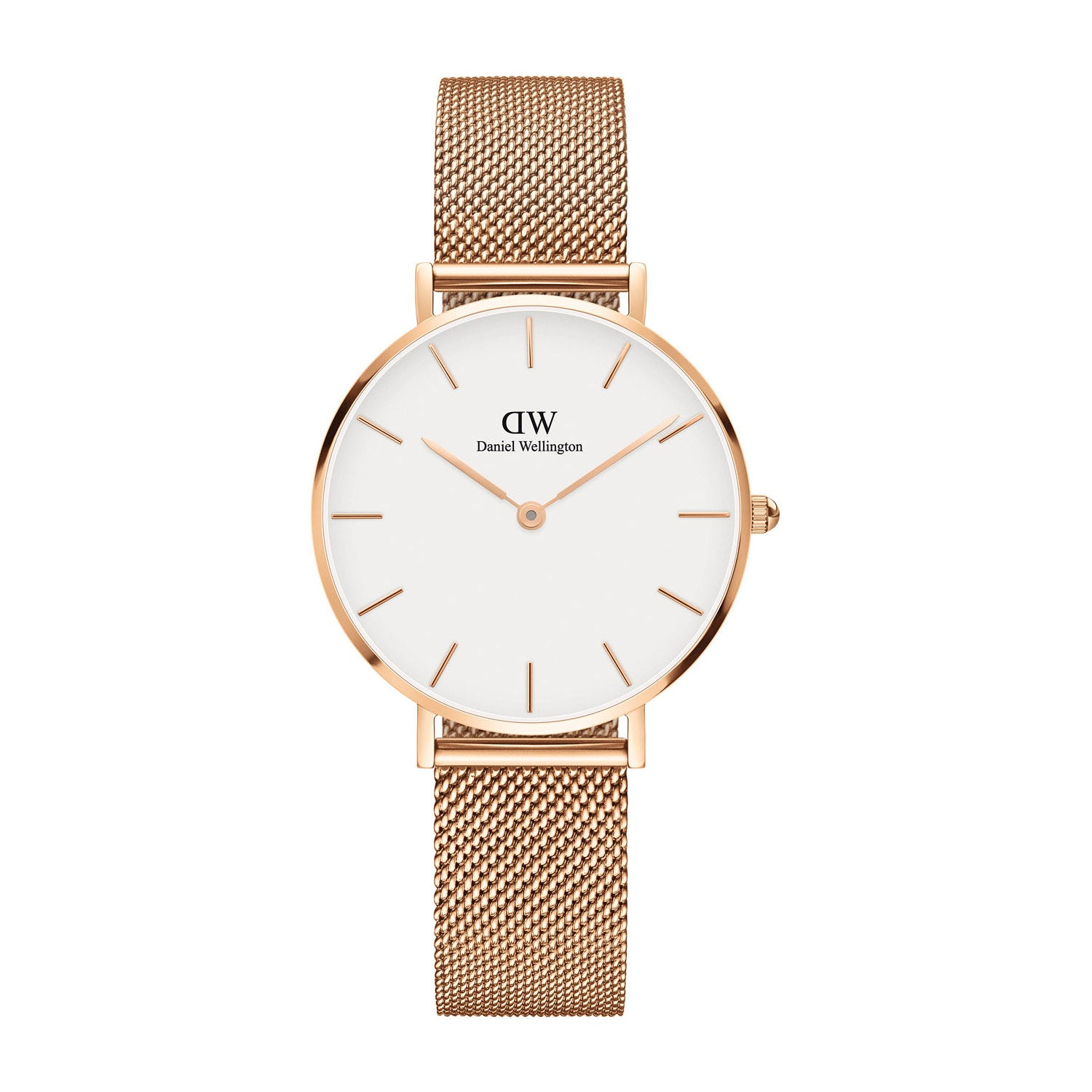 Daniel Wellington Classic Petite Melrose Rose Gold 32mm Ladies' Watch