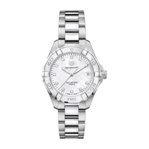 TAG Heuer Aquaracer Diamond & Pearl 32mm Ladies' Watch
