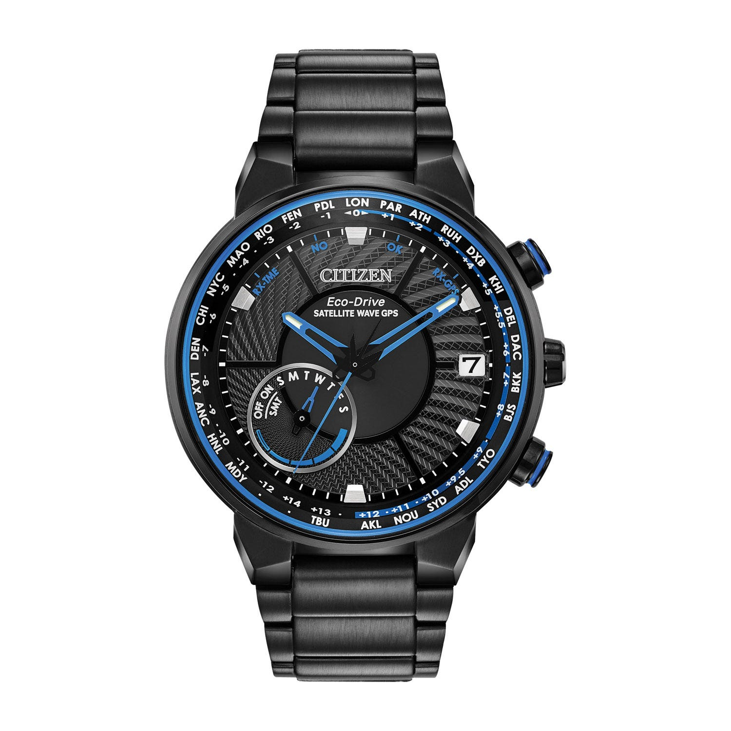Citizen Eco-Drive Satellite Wave GPS Men's Watch