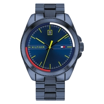 Tommy Hilfiger Riley Blue Dial Bracelet Watch