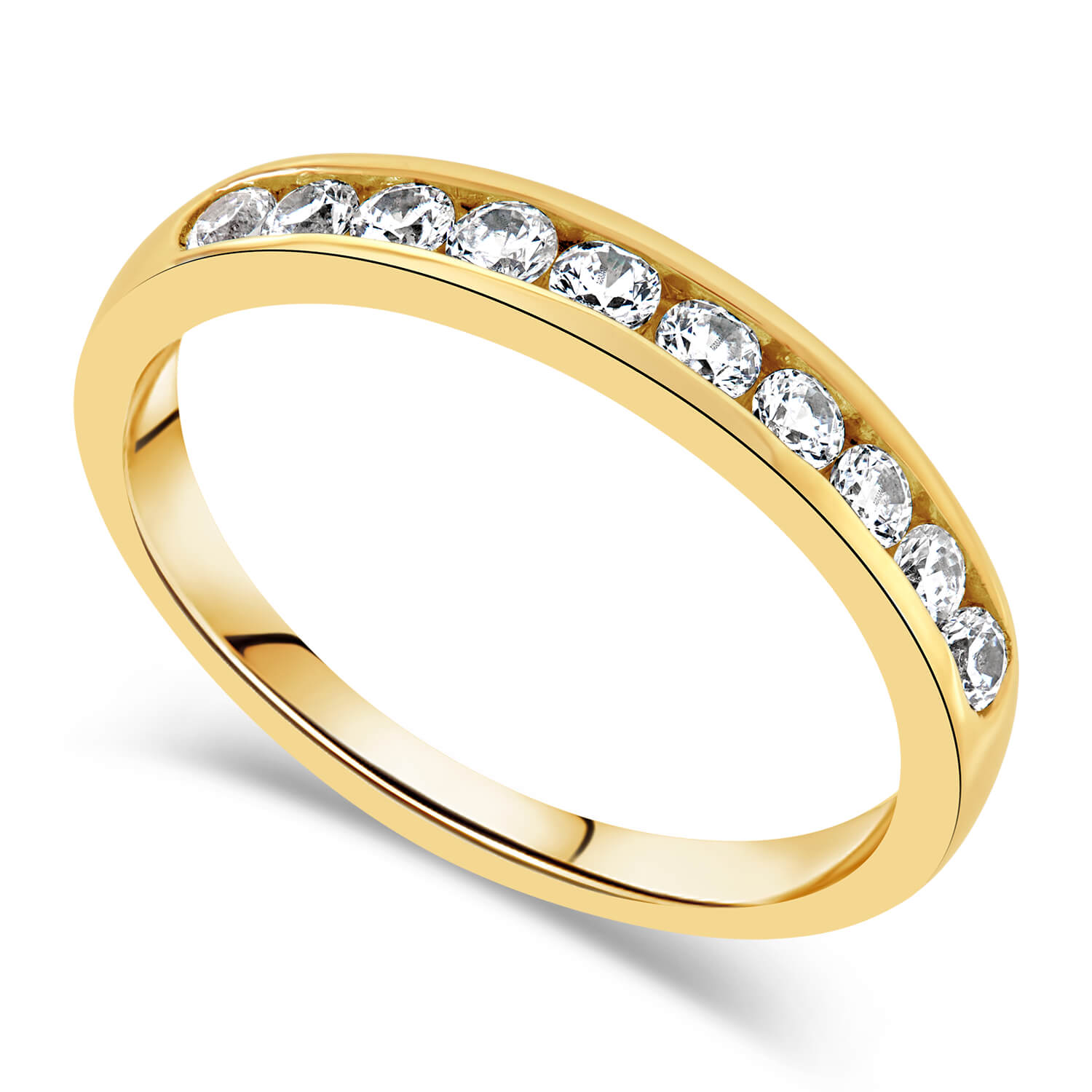 18ct Gold Eternity Ring