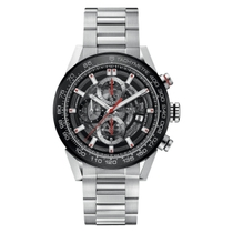 TAG Heuer Carrera Calibre Heuer 01 Automatic Chronograph Men's Watch