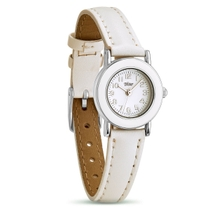Telstar Girl's First Communion Watch Silver-Tone