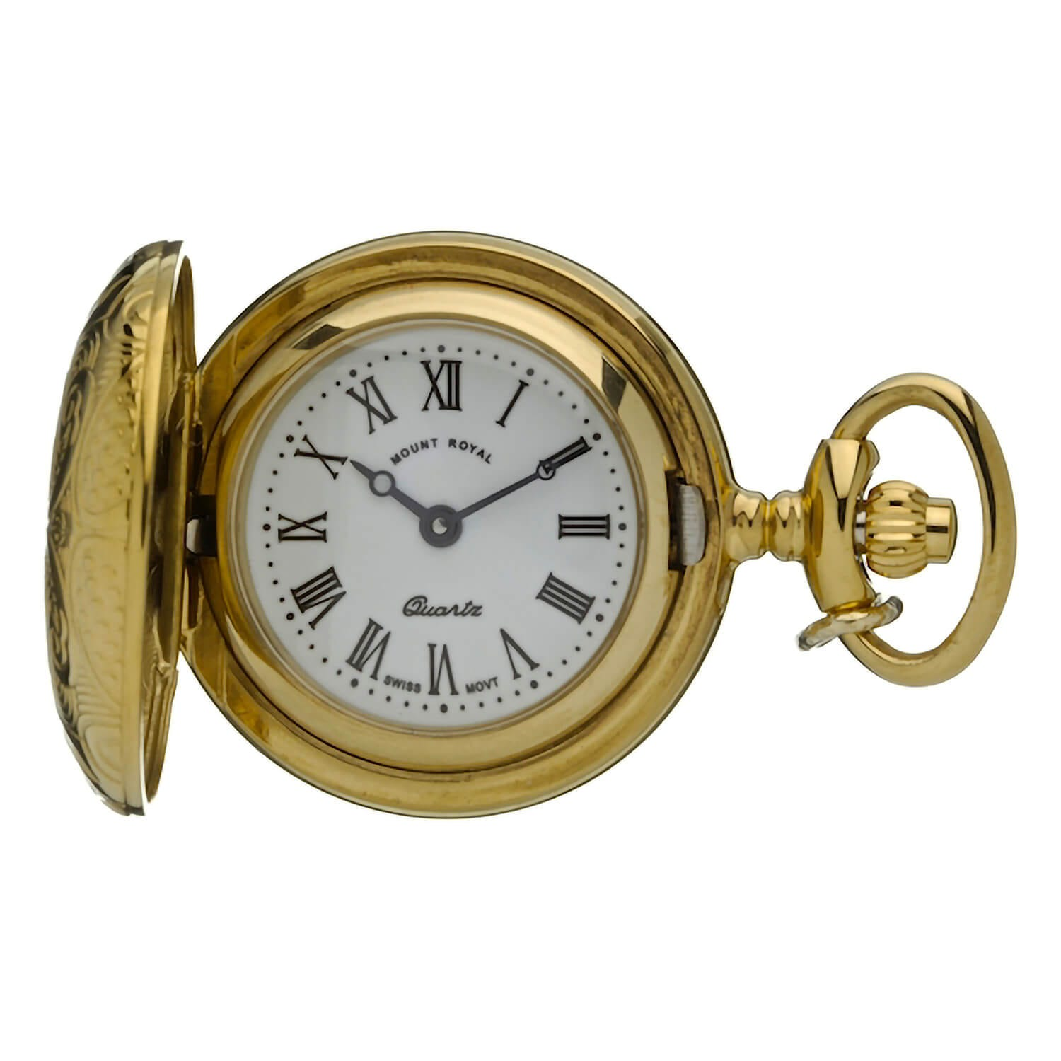 Ladies Mount Royal Pocket Watch