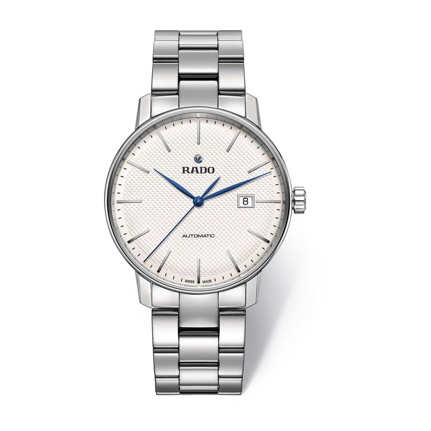 Rado Couple Classic men's automatic stainless steel watch