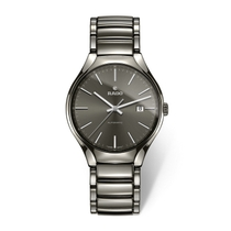 Rado True men's automatic ceramic bracelet watch