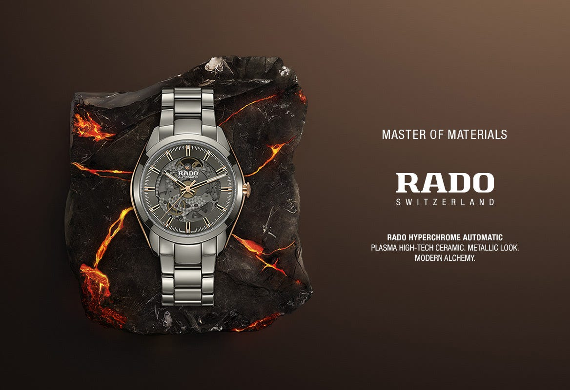 Rado Designer Watches