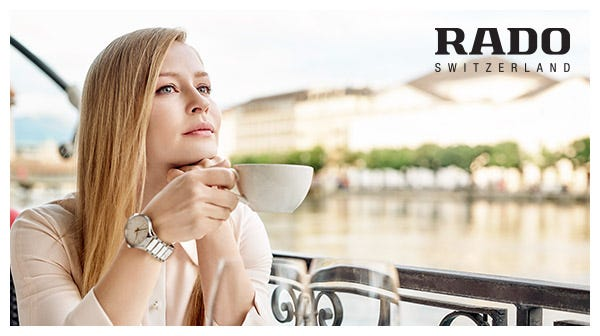 Rado Watches at Fields the Jeweller