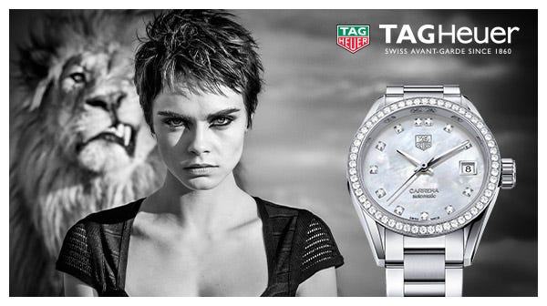 Tag Heuer Watches at Fields the Jeweller