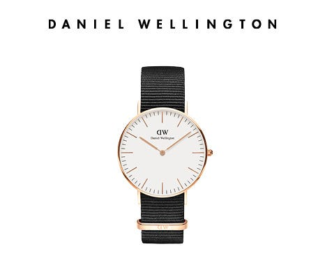 Daniel Wellington Classic Nato Watches