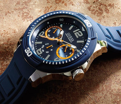Guess Sport Watches Collection