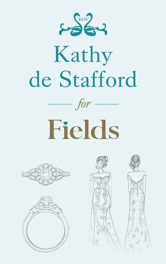 Kathy de Stafford for Fields